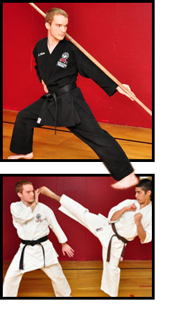 Adult classes at Don Warrener's Martial Arts Academy.