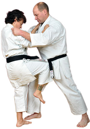 Don Warrener's Martial Arts kids' program offers a safe and nurturing environment.